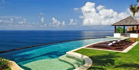 infinity pools bali 7 villa infinity pools that make you want to vacation right now