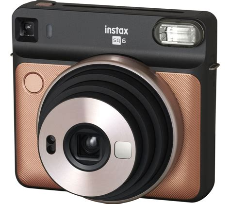 buy instant buy instax sq6 instant gold free delivery currys