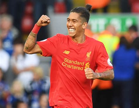 roberto firmino roberto firmino chelsea not surprised by liverpool