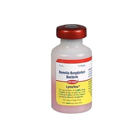 lyme vaccine for dogs buy lyme vax vaccine lymevax borrelia burgdorferi bacterin