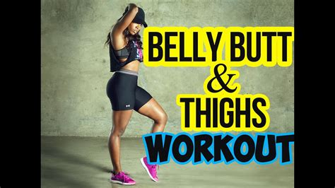 prevention fitness systems express workout belly butt thighs  chris freytag youtube