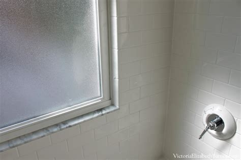 cover shower window we ordered a window with vinyl interior trim and pebbled