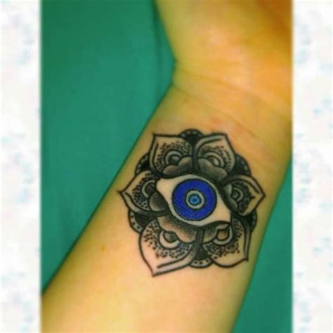 evil eye tattoo the 25 best ideas about evil eye tattoos on