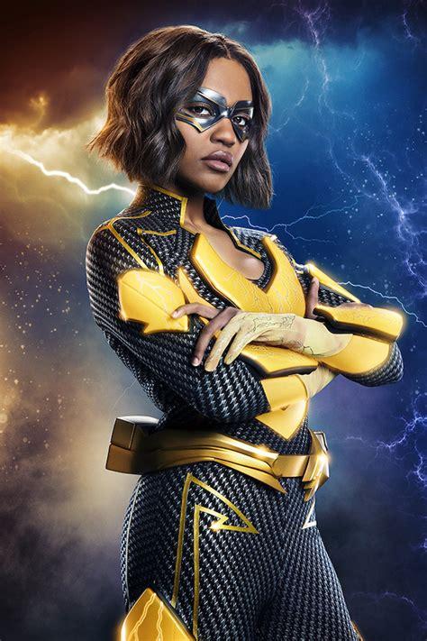 jennifer pierce black lightning tv series dc
