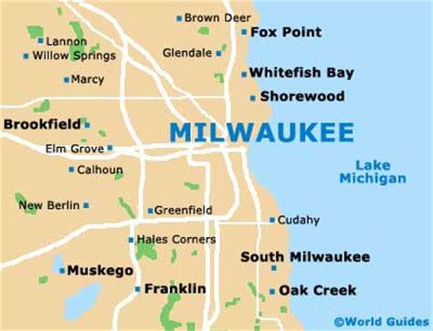 milwaukee map usa milwaukee history facts and timeline milwaukee wisconsin