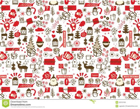 christmas pattern eps free vector christmas seamless pattern royalty free stock
