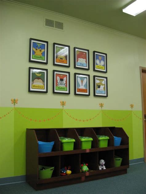 When To Decorate Nursery Nursery Church Nursery Pinterest