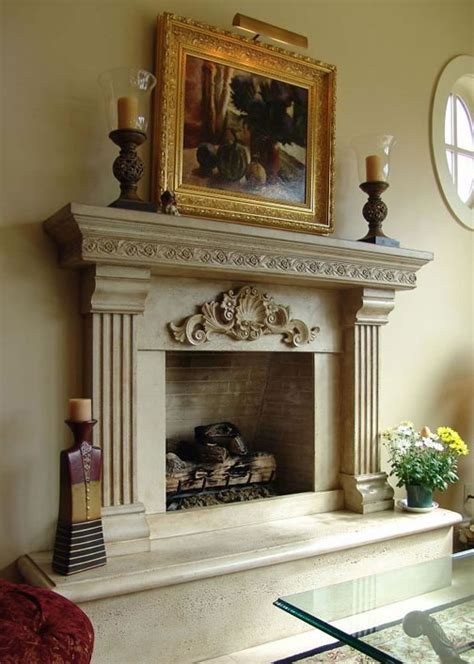 san diego molding precast fireplace mantles