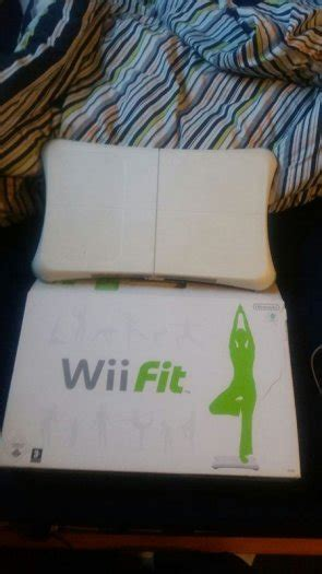 wee console nintendo wee wii fit for sale in newtownforbes longford