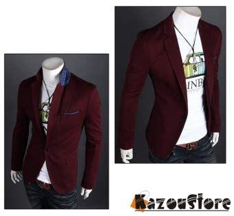 Promo Grosiran Baju Pria Murah Kode Baju American Outift detil produk jas pria murah js086 kazoustore