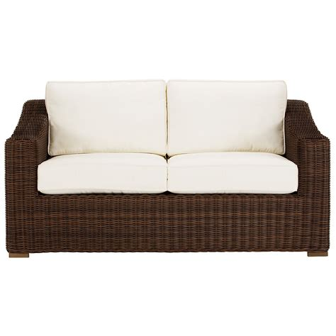 city furniture canyon3 dk brown outdoor living room set city furniture canyon3 dk brown loveseat