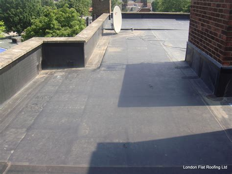 flat roof waterproofing a flat roof with firestone epdm rubber roof