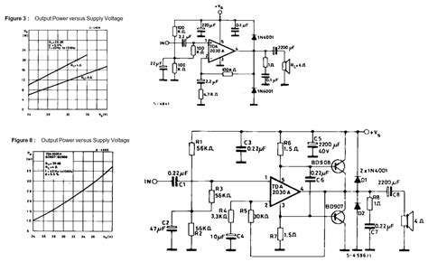 transistor lifier circuits pdf power transistor for tda2030 audio electrical engineering stack exchange
