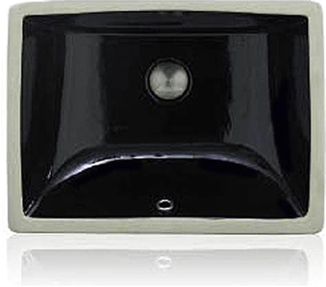 Square Undermount Bathroom Sink Undermount Square Black Designer Sink