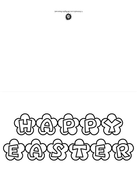 printable easter alphabet letters printable easter card bubble letters to color woo jr