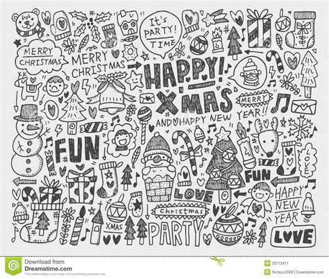 a doodle free doodle background royalty free stock photography
