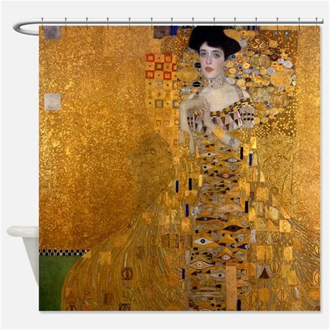 klimt shower curtain gustav klimt shower curtains gustav klimt fabric shower