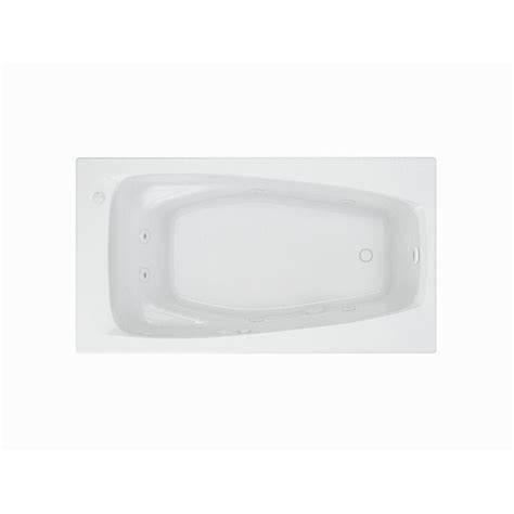 Jacuzzi Bathtub Odor American Standard Everclean 5 Ft X 32 75 In Reversible