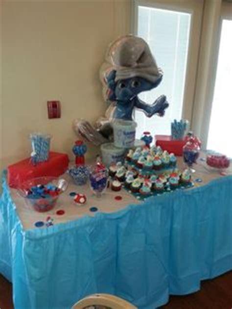 Smurf Baby Shower Invitations by Smurfs Baby Shower Invitation Ebay Smurf Baby Shower