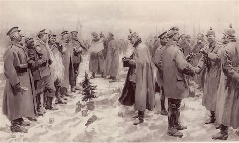 The Truce the times from january 9 1915 and german