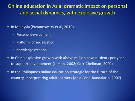 Advantage Of Mba In The Philippines by Stegmann The Social Benefits 1