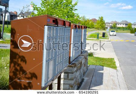 Canada Post Postal Lookup Canada Mail Box Stock Images Royalty Free Images Vectors