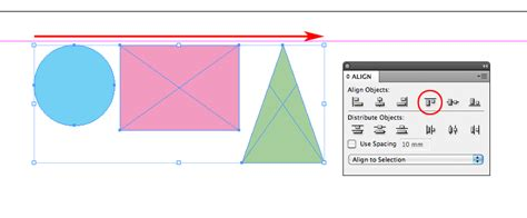 qt vertical layout align top quick tip how to use the align panel in adobe indesign