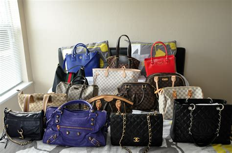 Bags Colection p a m u addict i am back and with an updated purse