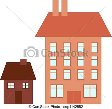 little house of art big and small clipart clipart suggest