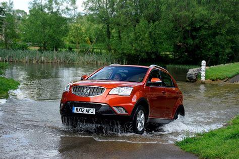 ssangyong korando ssangyong korando 2010 2011 2012 2013 autoevolution
