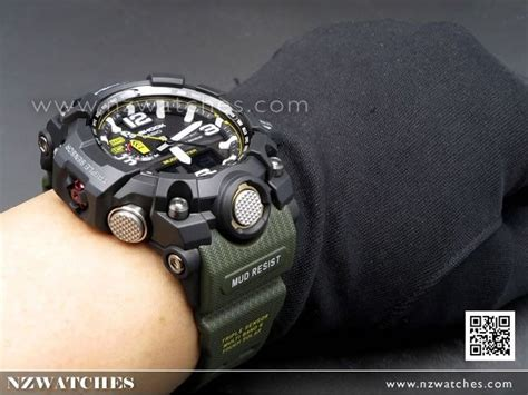 G Shock Casio Gwg1000 Mudmaster Army Edition Hijau Green 24 best nato images on nato seiko automatic and straps