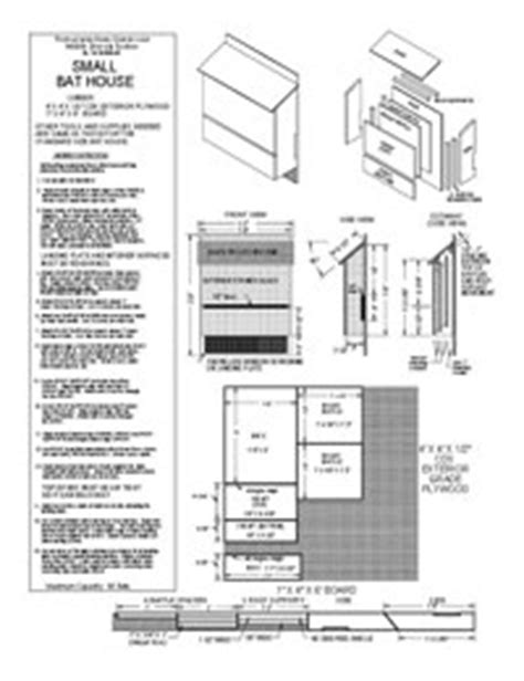 bat house plans pdf three chamber bat box pdf picture lowcal foods pinterest bat box bat house