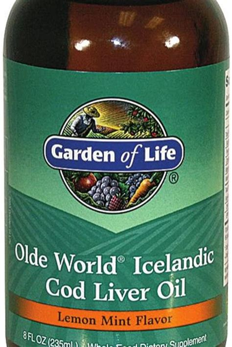 Garden Of Cod Liver by Cod Liver Health Personal Care
