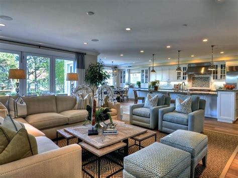 Open Concept Kitchen Living Room Designs Open Floor Concept Houses With Open Floor Plans Wraparound Porch House With An Open Floor Plan