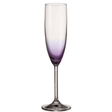 Designer Kitchen Canisters by Wedding Champagne Glass Purple Glass Champagne Flute