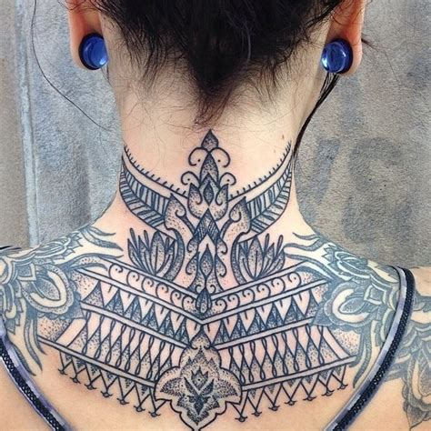 upper back tattoo 60 best back tattoos designs meanings all