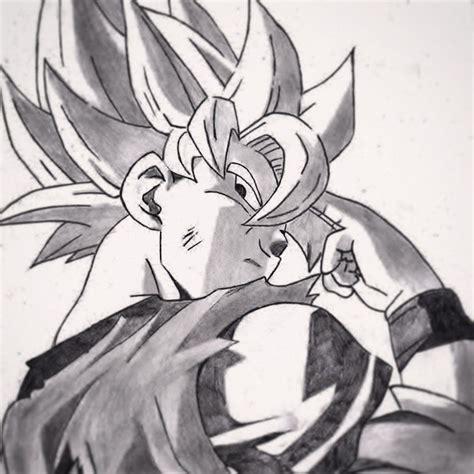 imagenes para dibujar a lapiz de goku imagenes de dragon ball z para dibujar a lapiz fotos de