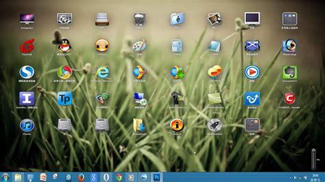 themes pour pc th 232 me iphone ipad pour pc windows xlaunchpad mac os x