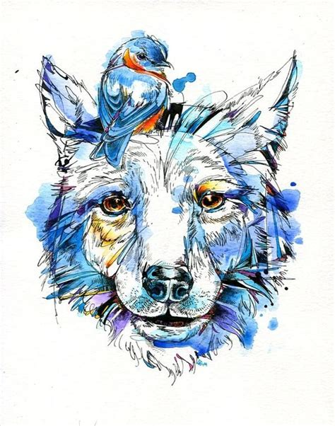 watercolor tattoo diamond various birds watercolors of 2013 by abby via