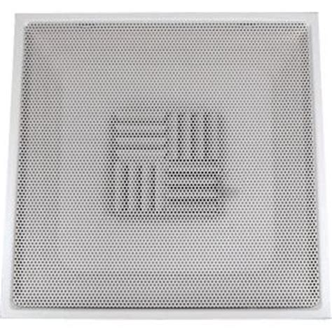 Ceiling Air Vents Home Depot by Speedi Grille 24 In X 24 In Drop Ceiling T Bar