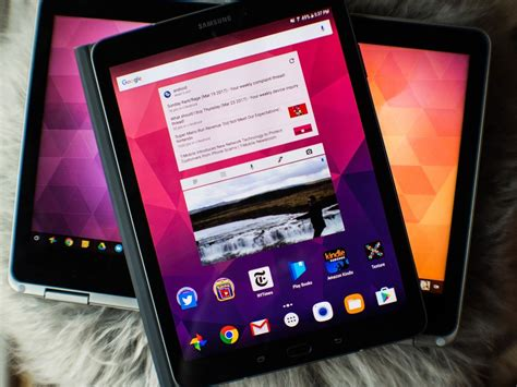 vs android tablet chromebook vs android tablet which is best android central