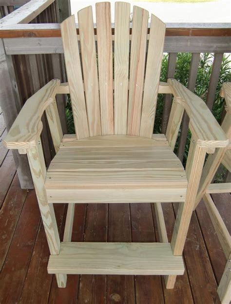 high adirondack chair plans google search pallet