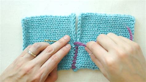 Mattress Stitch Sewing by The Mattress Stitch Sewing For Knitters