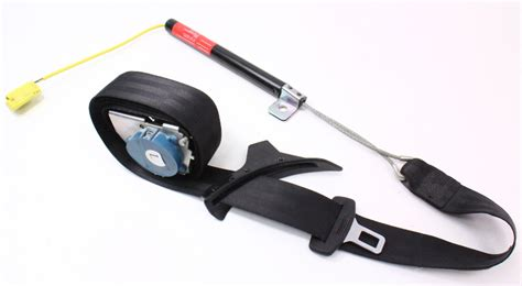 80 J 512 Air Filter Set Lh Rear Back Seatbelt Seat Shoulder Belt 06 07 Vw Passat