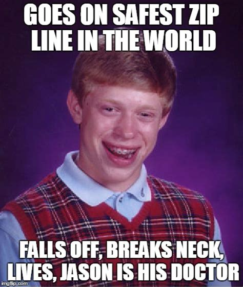 Meme Zip - bad luck brian meme imgflip