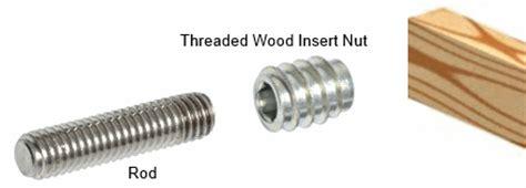 Threaded Wood Insert Nut Kerolhardware Co Uk