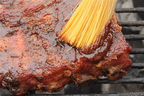 how to cook barbecue pork loin back ribs livestrong com