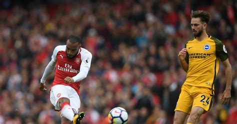 arsenal score arsenal 1 0 brighton live score and goal updates from the