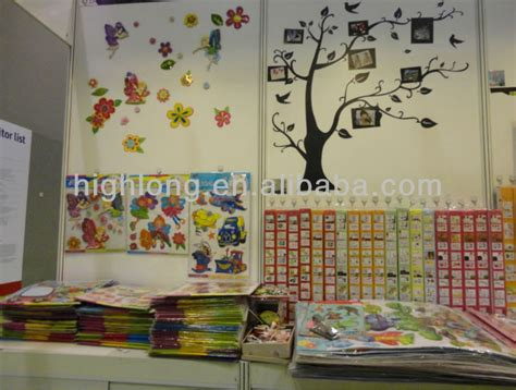 reusable stickers for walls reusable family tree decorative wall sticker home decor