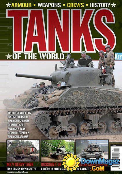 tanks   world   magazines magazines